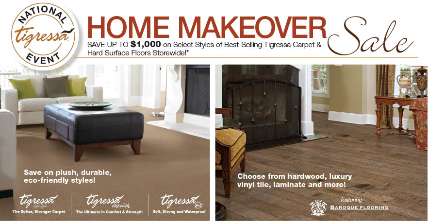 HOME MAKEOVER SALE